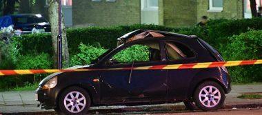 Alerta en Suecia tras explosión de vehículo en la ciudad de Malmo