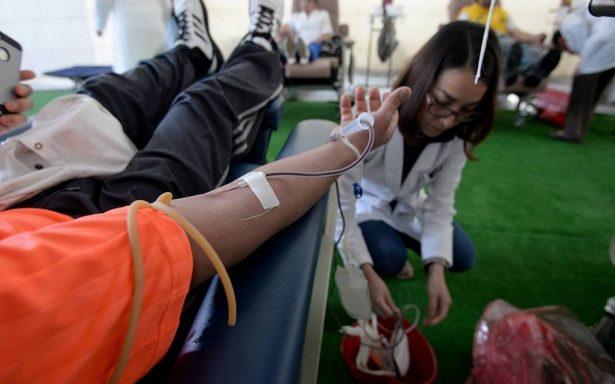 #DATA | Donantes de sangre, uníos