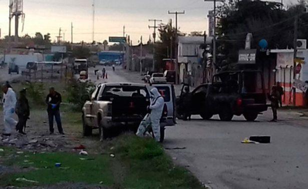 Mueren cuatro tras enfrentamientos en Reynosa