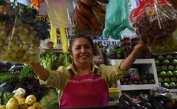 Kilo de uvas llega hasta los 80 y 100 pesos
