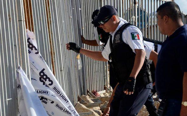 Policía Federal refuerza este fin de semana seguridad en muelles de Quintana Roo