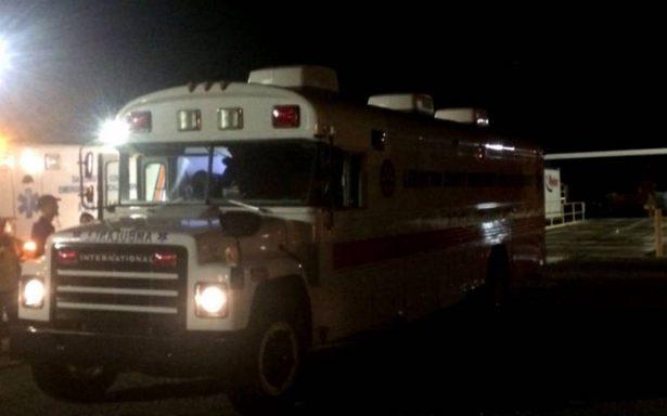 Motín en cárcel de Carolina del Sur deja siete muertos