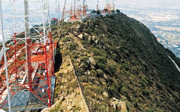 Cerro del Chiquihuite, paisaje urbano y un referente en telecomunicaciones