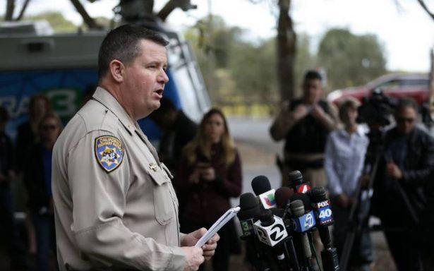 Concluye toma de rehenes en California; reportan tres muertos
