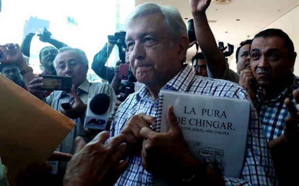 Anaya está aprovechándose de la inconformidad del pueblo mexicano: AMLO