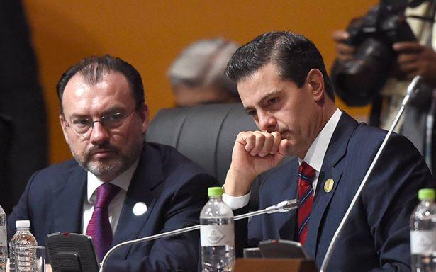 No trazamos fecha pero sí acordamos acelerar trabajos: Peña Nieto sobre TLCAN