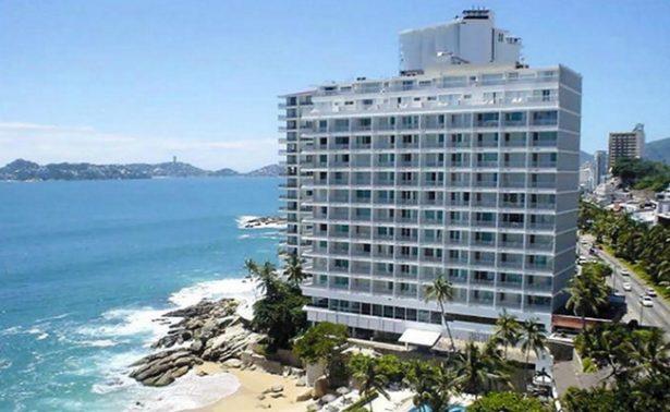 Turistas piden cierre de hotel El Presidente en Acapulco