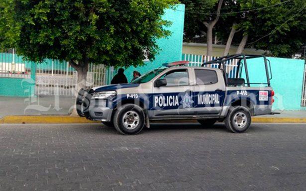 Dejan su 'marca': ladrones defecan en salones de escuela en Puebla