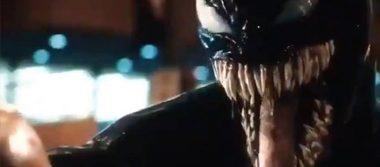Filtran primeras imágenes de Tom Hardy como Venom