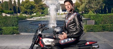 El miedo impulsa a Travis Pastrana para realizar saltos mortales en motocicleta