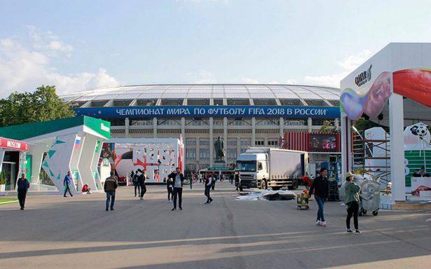 ¡Llegó el gran día! Comienza la fiesta del futbol en Rusia