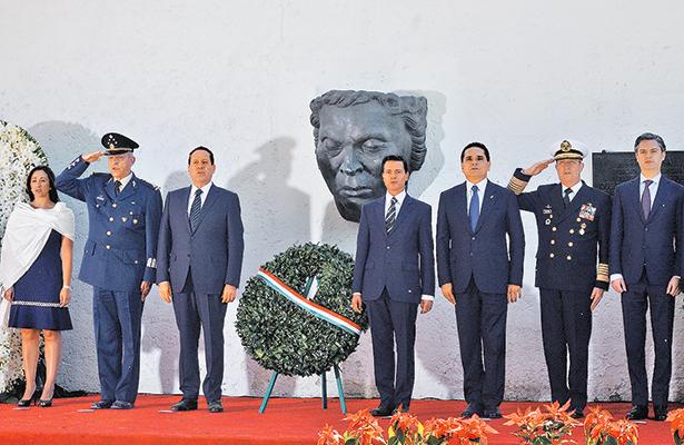 Morelos es inspiración y ejemplo para este Gobierno: Peña Nieto