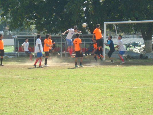 El Deportivo Ejidal sorprendió al Porvenir