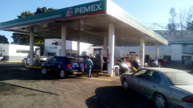 Aumenta el desabasto de gasolina en Zamora