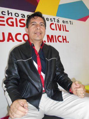 Cambió de sede Oficialía del Registro Civil de Jacona