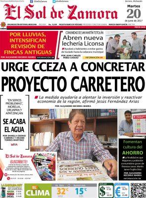 portada 20 de junio de 2017