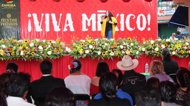 Con música y folclor, Zamora festejará el Mes Patrio