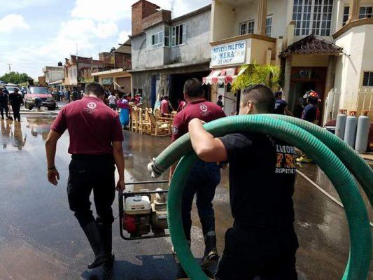 Protección Civil, al pendiente pese a operativo por festejos patrios