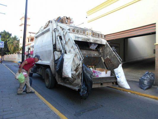 Sí habrá recolección de  basura el 16 de septiembre
