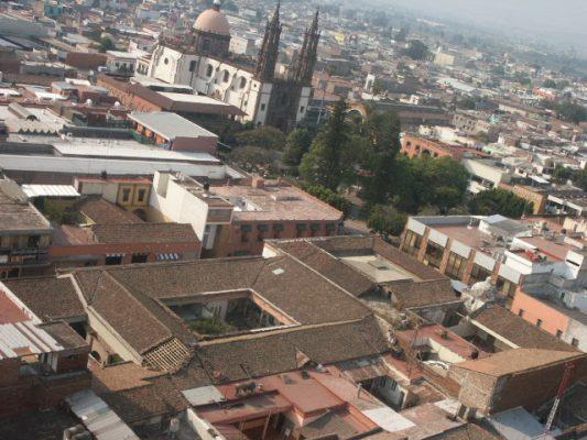 Temblor no deja afectaciones en Zamora