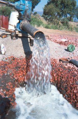 Pocos pagan servicio de agua en el Estado