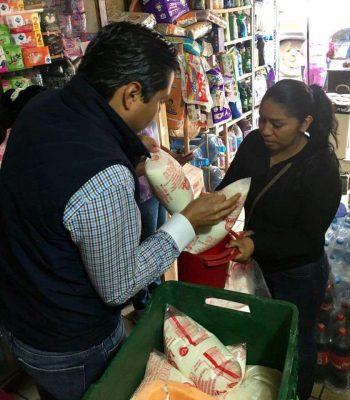 Planean abrir 3 lecherías liconsa en el municipio