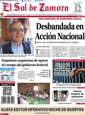portada 12 de octubre de 2017