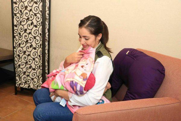 Dan fuerte impulso a servicio de lactarios