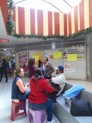 Toman oficinas de Rentas en Zamora
