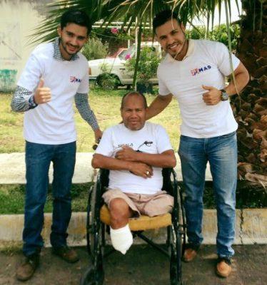 Fundación MAS refrenda ayuda