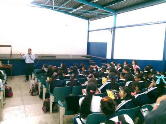 Impartió CEDH 65 cursos de capacitación en este año