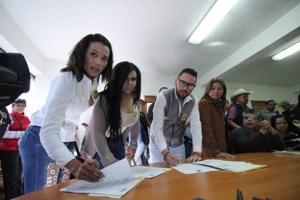 Prevé PRD 408 aspirantes a ediles  y diputados; hay sólo 77 candidaturas