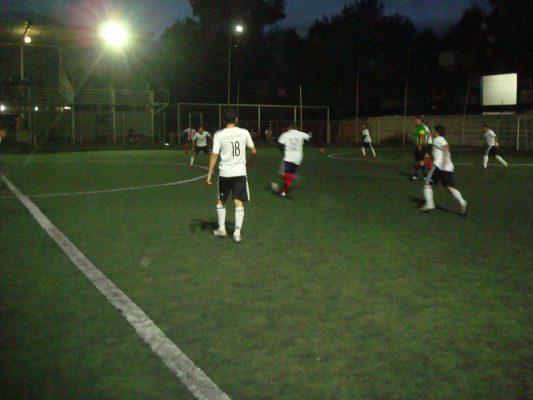 Deportivo Vázquez, el otro finalista del fut7