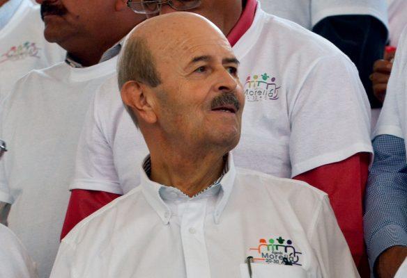 Postularán PES y PT a Fausto Vallejo para alcaldía