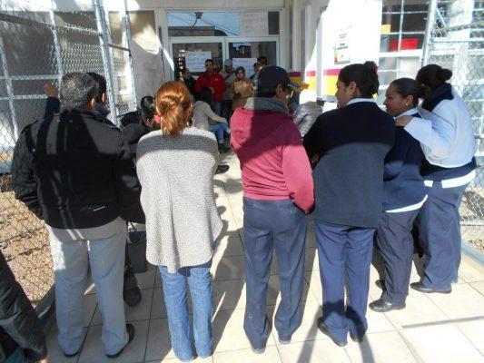 Sólo se atienden urgencias obstétricas en Centro de Salud