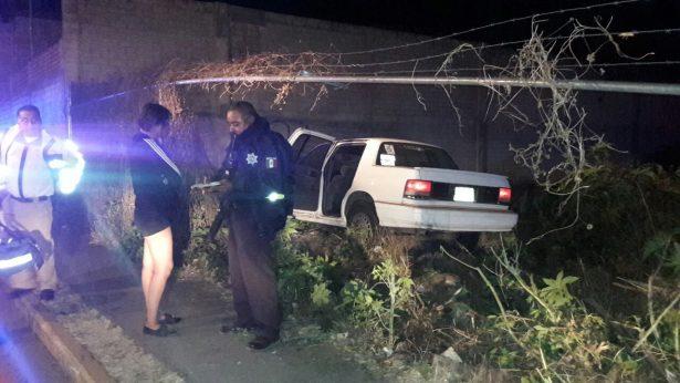 Detienen a una joven tras causar un accidente
