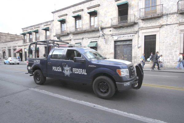 Arribarán más policías federales a Michoacán