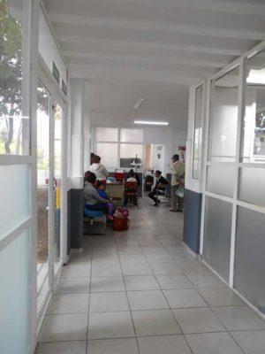Desactivan manifestación en Centro de Salud
