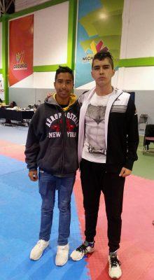 Zamoranos, al Regional de Taekwondo