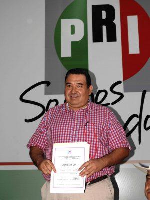 Ungen a Rubén Nuño como candidato del tricolor