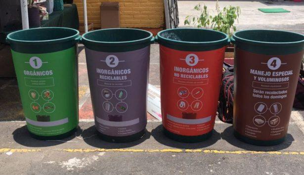Retomarán campaña para separación de basura