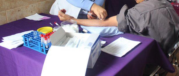 Registrados, más de 3,500 casos de diabetes en la región