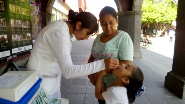 Dio inicio la Primera Semana Nacional de Vacunación 2018