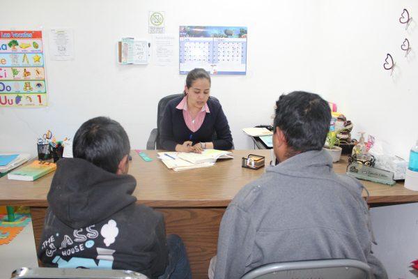 Benefician a habitantes con consultas psicológicas