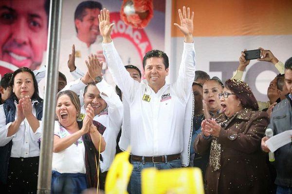 PRD apuesta a la victoria con Toño García