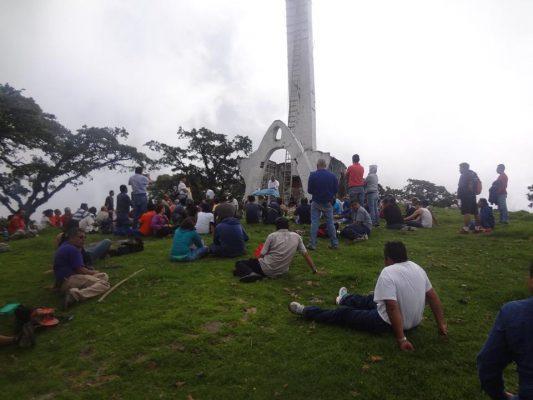 Realizarán Via Crucis en el Cerro La Beata