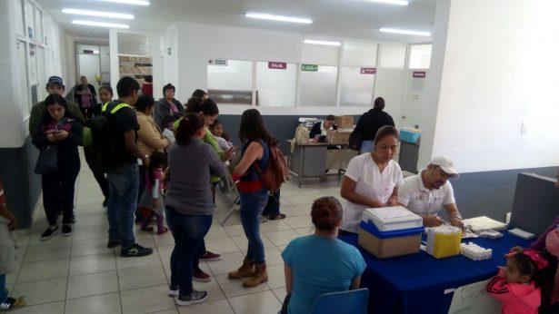 En espera de equipo para Centro de Salud