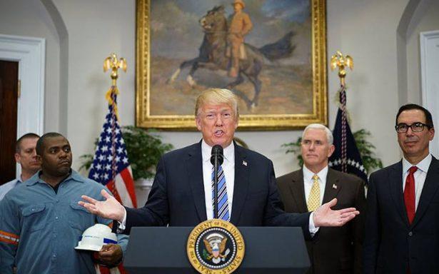 México y Canadá, exentos de aranceles temporalmente: Trump