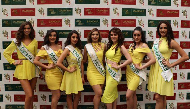 Final del concurso Miss Earth 2018, en Zamora