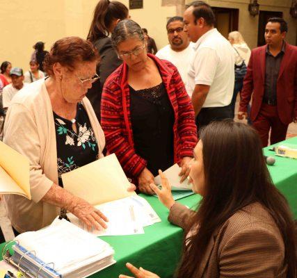 Trabaja Zamora en el Programa Palomas Mensajeras
